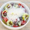 Şopska Bulgar Salatası